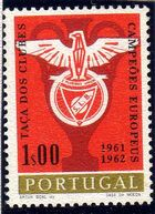 Portugal 1963 Benfica Club's Double Victory in European Football Cup Championship a