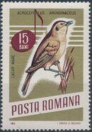 Romania 1966 Song Birds c