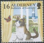 Alderney 1996 In Praise of the Cat a