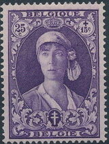 Belgium 1931 Queen Elisabeth b
