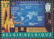 Belgium 1999 50th Anniversary of NATO e