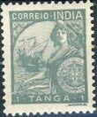 "Portuguese India 1933 ""Padrões"" f"