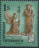 Austria 1995 Artworks from Pens and Monasteries (3rd Group) a