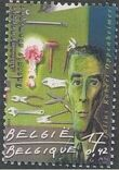 Belgium 2001 The 20th Century III - Science and Technology r