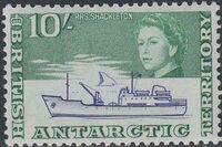 British Antarctic Territory 1963 Definitives n