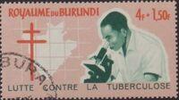 Burundi 1965 Fight Against Tuberculosis b