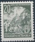 Germany DDR 1953 Workers For The Five-year Plan i