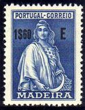 Madeira 1929 Ceres (London Issue) q