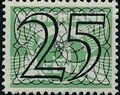 Netherlands 1940 Numerals - Stamps of 1926-1927 Surcharged i.jpg