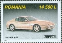 Romania 1999 Ferrari Cars f