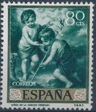 Spain 1960 Painters - Bartolomé Esteban Murillo e