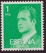 Spain 1977 King Juan Carlos I - 2nd Group c