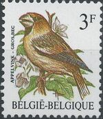 Belgium 1985 Birds a