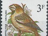 Belgium 1985 Birds