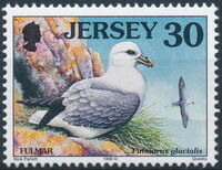 Jersey 1998 Seabirds and waders (2nd Issue) e