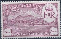 Montserrat 1982 350th Anniversary of Settlement of Montserrat by Sir Thomas Warner i