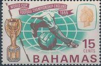 Bahamas 1966 World Cup Soccer b