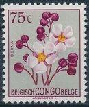 Belgian Congo 1952 Flowers h