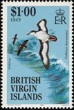 British Virgin Islands 1985 Birds of the British Virgin Islands p