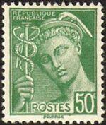 France 1941 Mercury (3rd Group) a
