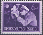 Germany-Third Reich 1944 Armed Forces and Heroes Day d