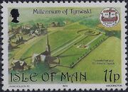 Isle of Man 1979 1000th Anniversary of the Tynwald Parlament e