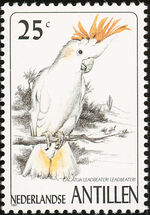 Netherlands Antilles 1997 Birds b