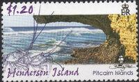 Pitcairn Islands 2006 Henderson Island Scenes d