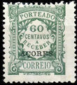 Azores 1922 Postage Due Stamps of Portugal Overprinted (1st Group) e.jpg