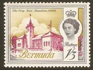 Bermuda 1962 Definitive Issue j