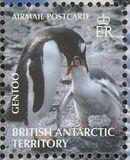British Antarctic Territory 2006 Penguins of the Antarctic f