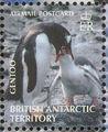 British Antarctic Territory 2006 Penguins of the Antarctic f.jpg
