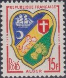 France 1959 Coat of Arms a
