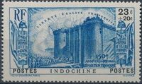 Indo-China 1939 150th Anniversary of the French Revolution e