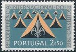 Portugal 1962 18th Boy Scout World Conference d