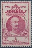 French Somali Coast 1938 Definitives o