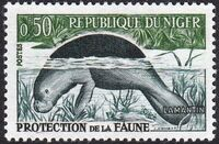 Niger 1962 Protection of fauna a