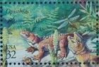 United States of America 1997 The World of Dinosaurs h