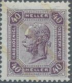 Austria 1904 Emperor Franz Joseph k