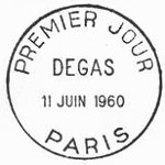 France 1960 Surtax for the Red Cross PSMf