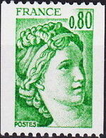 France 1977 Sabine after Jacques-Louis David (1748-1825) (1st Issue) c