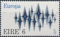 Ireland 1972 Europa b