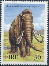 Ireland 1999 Extinct Irish Animals a