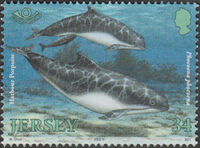 Jersey 2000 Marine Life IV - Marine Mammals c