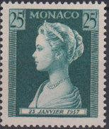 Monaco 1957 Birth of Princess Caroline f
