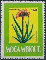 Mozambique 1985 Medicinal Plants b