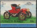 Tuvalu-Funafuti 1985 Leaders of the World - Auto 100 (2nd Group) j