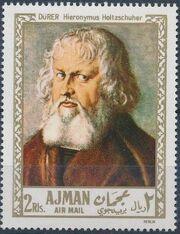 Ajman 1968 Paintings h