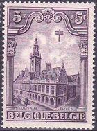 Belgium 1928 Anti Tuberculosis - Cathedrals f