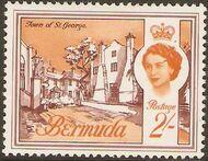 Bermuda 1962 Definitive Issue l